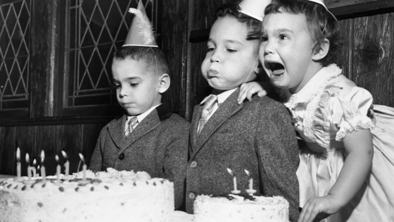Article heading image for Scientists Have Revealed How Much Spit Ends Up On A Birthday Cake