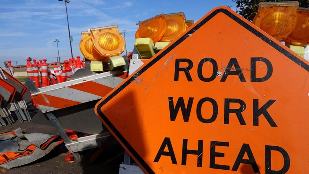 Toowoomba Motorists Need to Be Aware of 39 Roadworks This Week