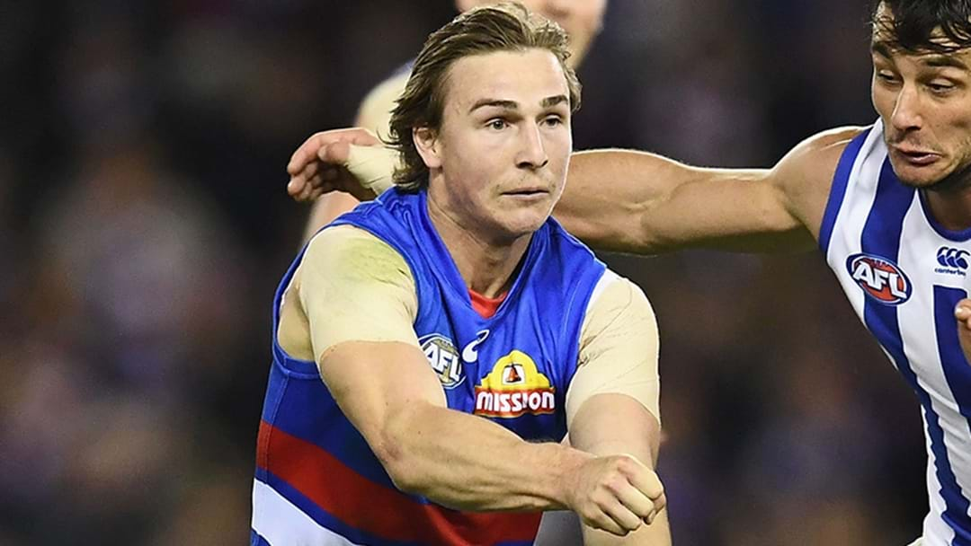 Western Bulldogs Midfielder Signs On For Another Year