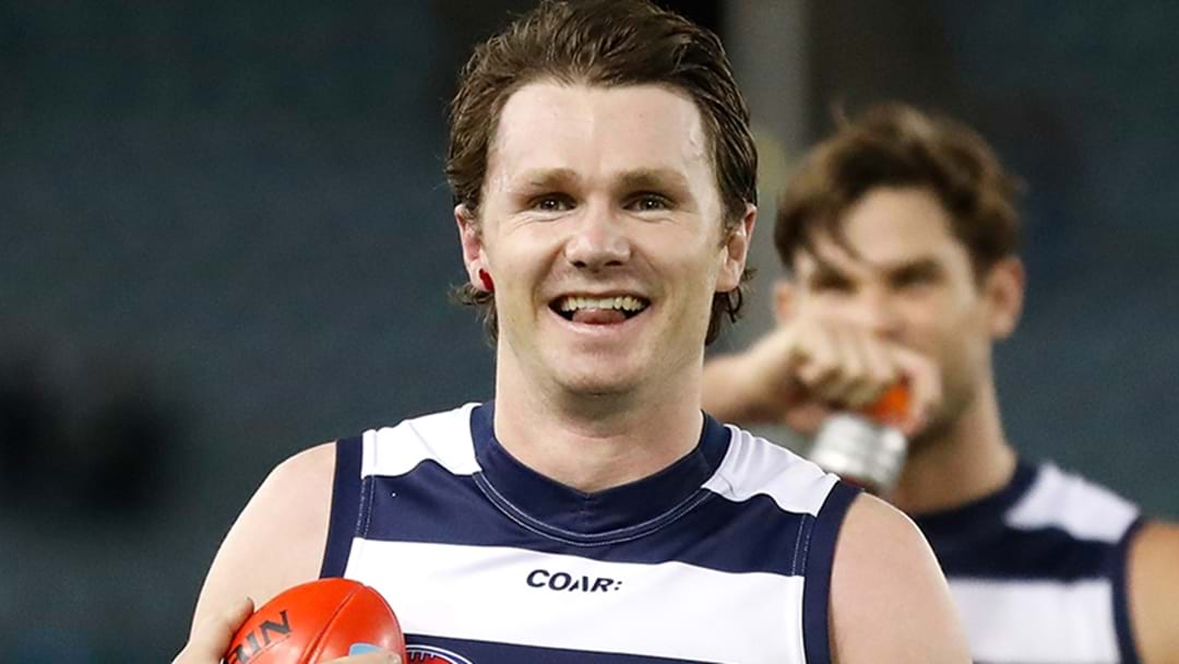Patrick Dangerfield To Pull Back On Media Commitments