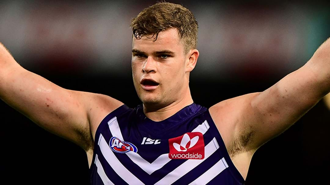 Fremantle Young Gun 'Annoyed' To Be Rested