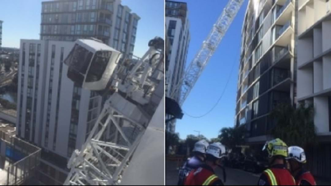 Crane Dilemma For Emergency Crews