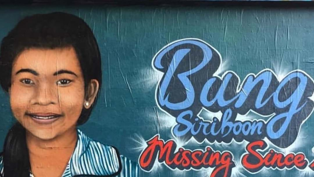 Street Art To Aid In Search For Missing School-Girl Bung Siriboon