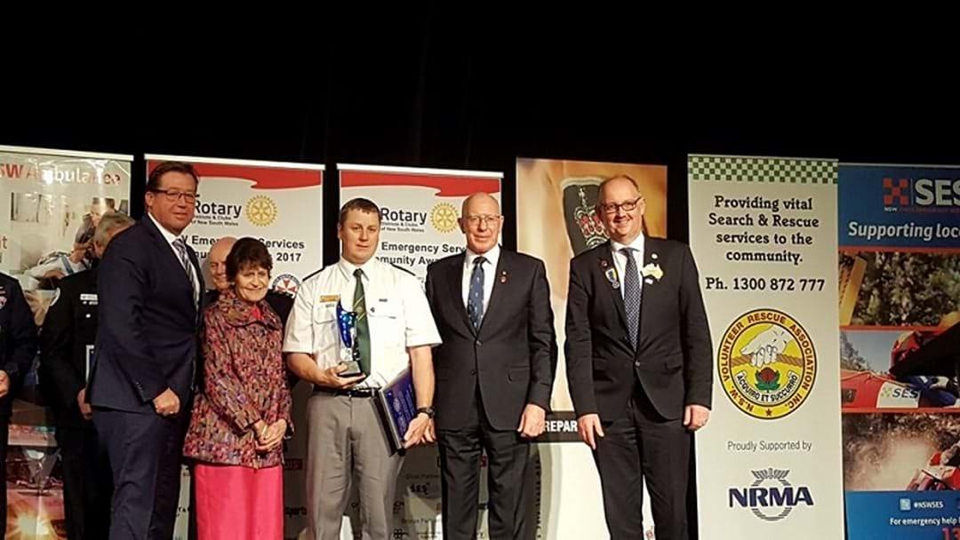 Wagga VRA Captain Wins State Award