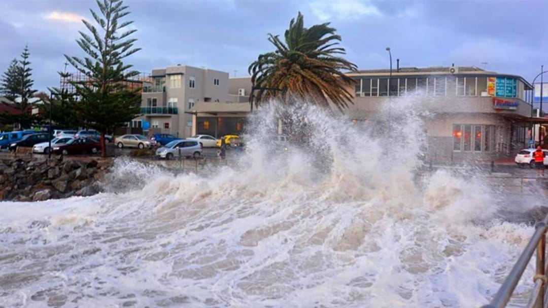 South Australia Still On Flood Watch Following Wild Weather Over The Weekend