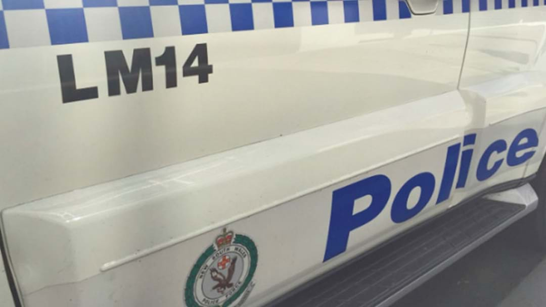 Police Hunt Truckie Over Serious Collision