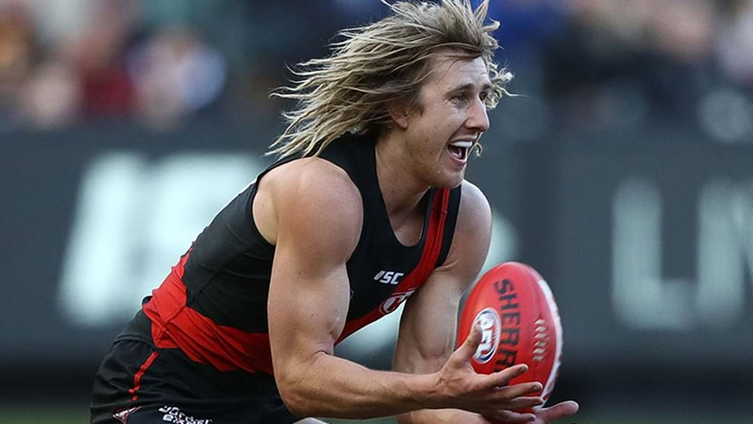 "Heppell Going In ""Slow Motion"""