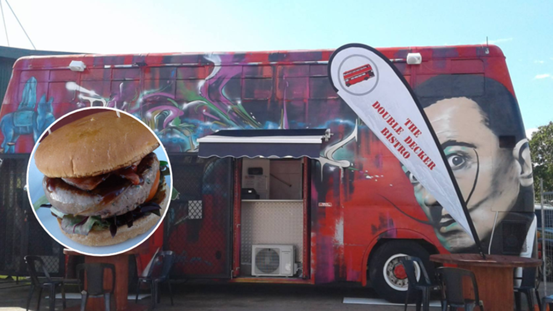 You Can Now Get A Feed From A Double Decker Bus On Bayswater Road