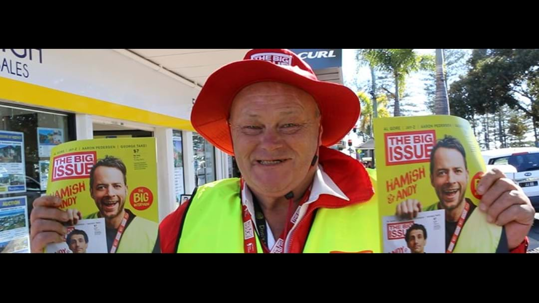 Barry & Ash chat with Susie Longman from The Big Issue