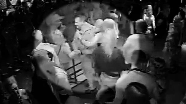 Inflation Nightclub: Leaked vision shows police dancing with swingers before shooting