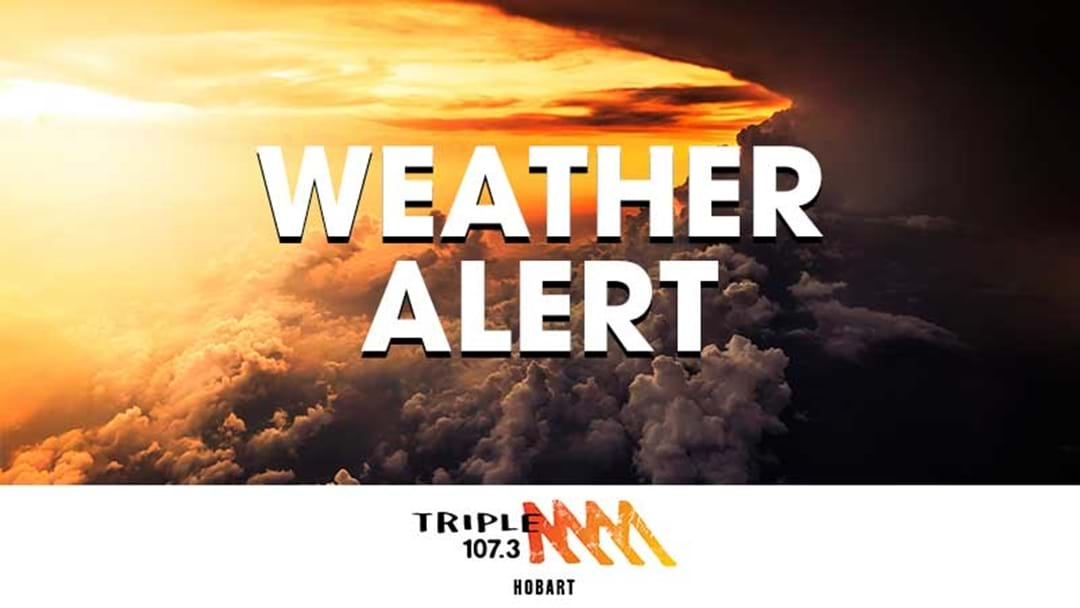 DETAILS | Tasmania SEVERE Weather Warning