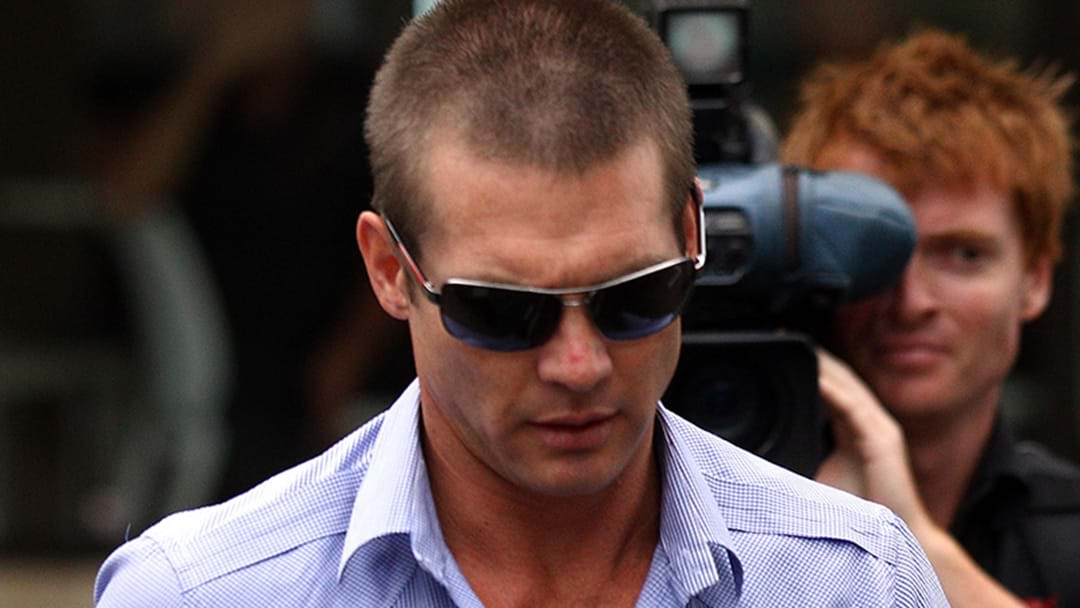 Ben Cousins Facing More Time Behind Bars