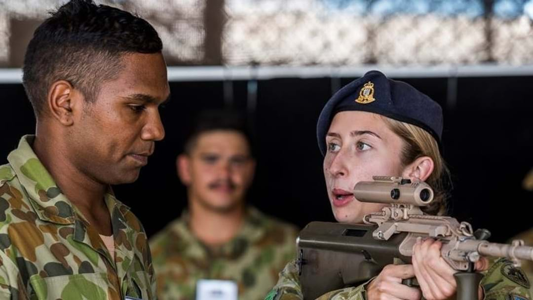 Army Cops Backlash For Only Targeting Female Recruits