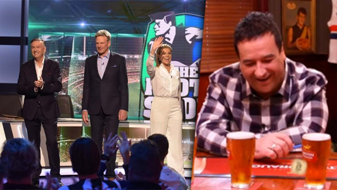 The Footy Show Dominates The Ratings On Eddie's Return