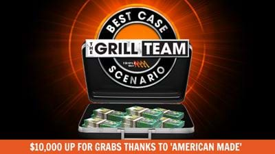 Listen From 7am With Grill Team To WIN Your Share of $10,000