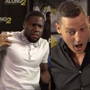 Merrick's Slapchat With Kevin Hart And Ice Cube
