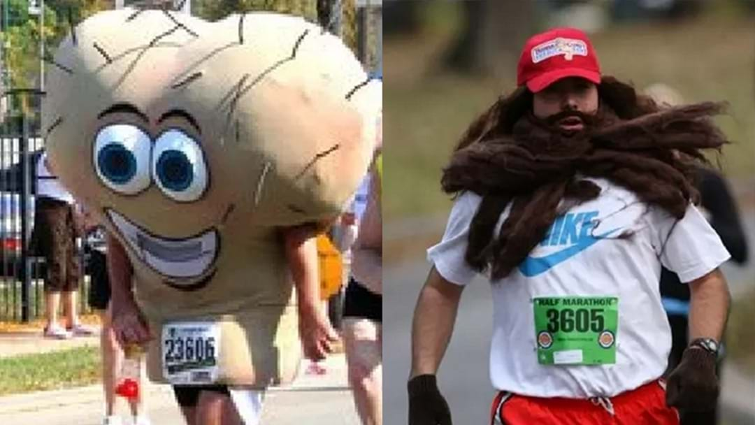 These Are The Best Running Costumes We've Ever Seen