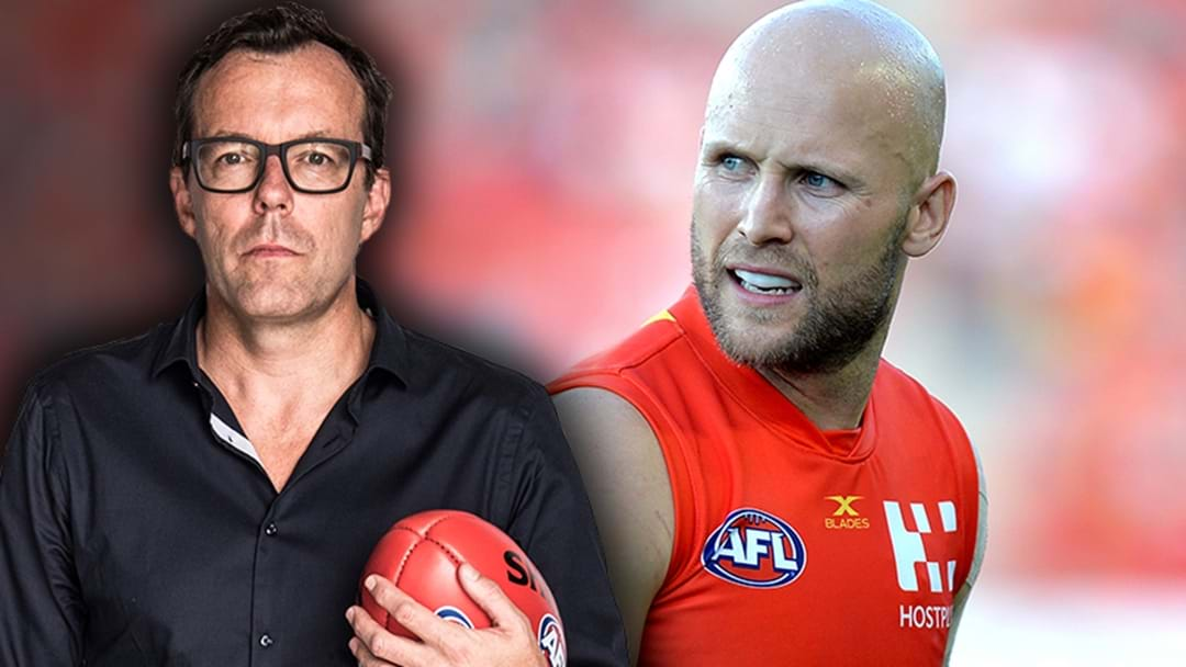 Damian Barrett Drops An Update On Gary Ablett's Trade Situation