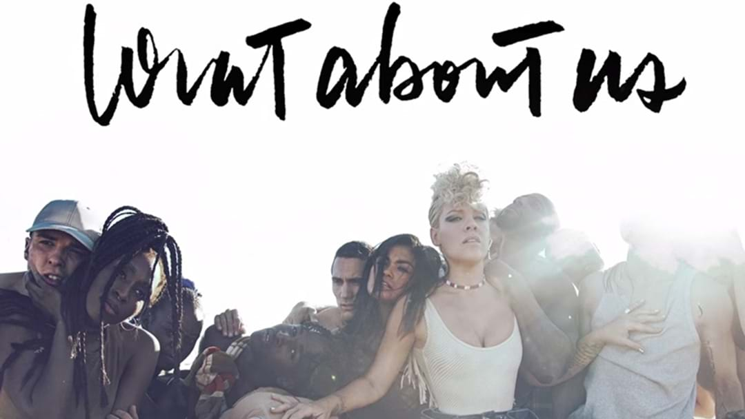 P!nk's New Song Is Here