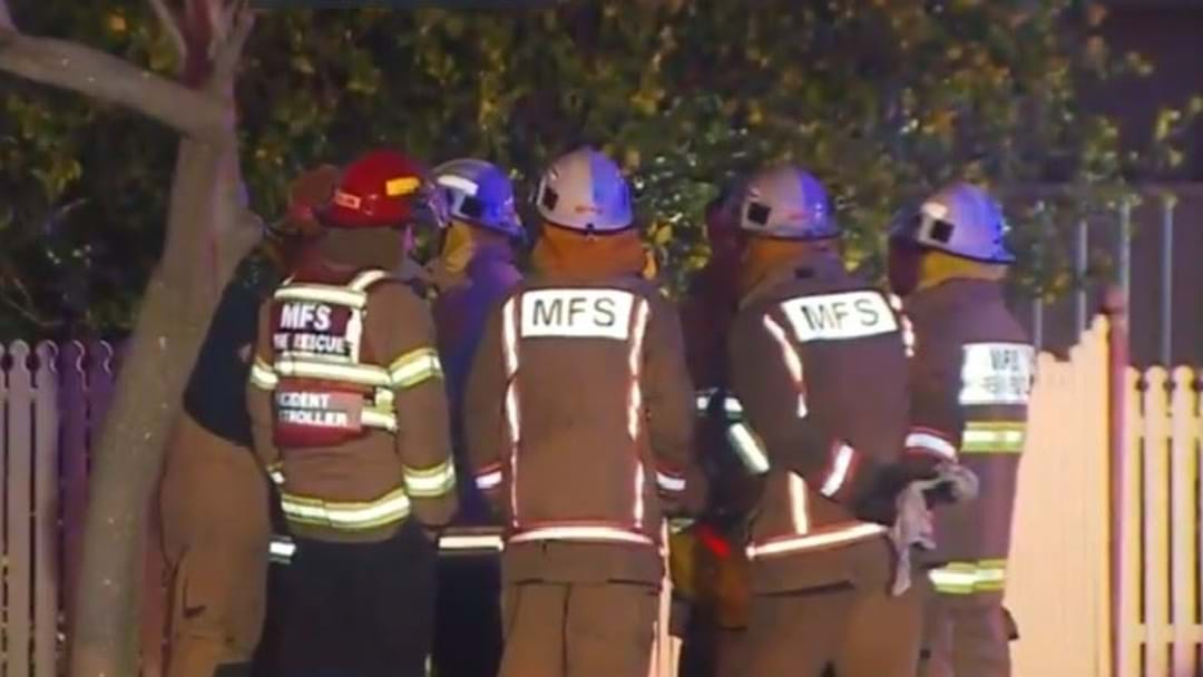 Child Dies In Adelaide House Fire