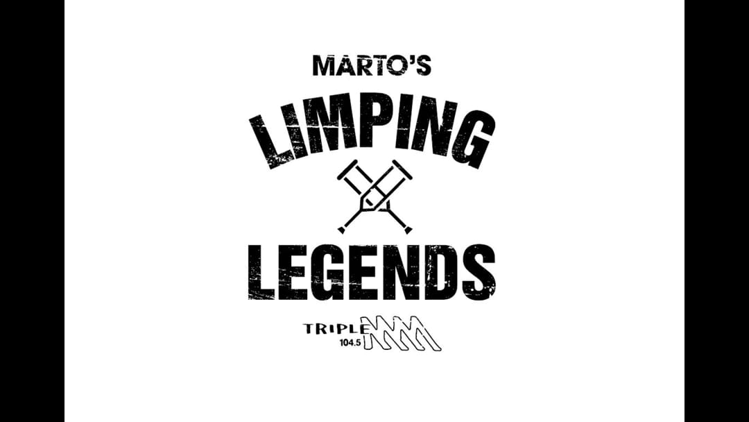 Marto's Limping Legends!