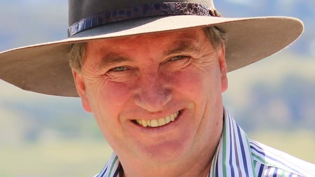 Uh Oh - Deputy PM Barnaby Joyce Latest Pollie Caught Up In Dual Citizenship Drama