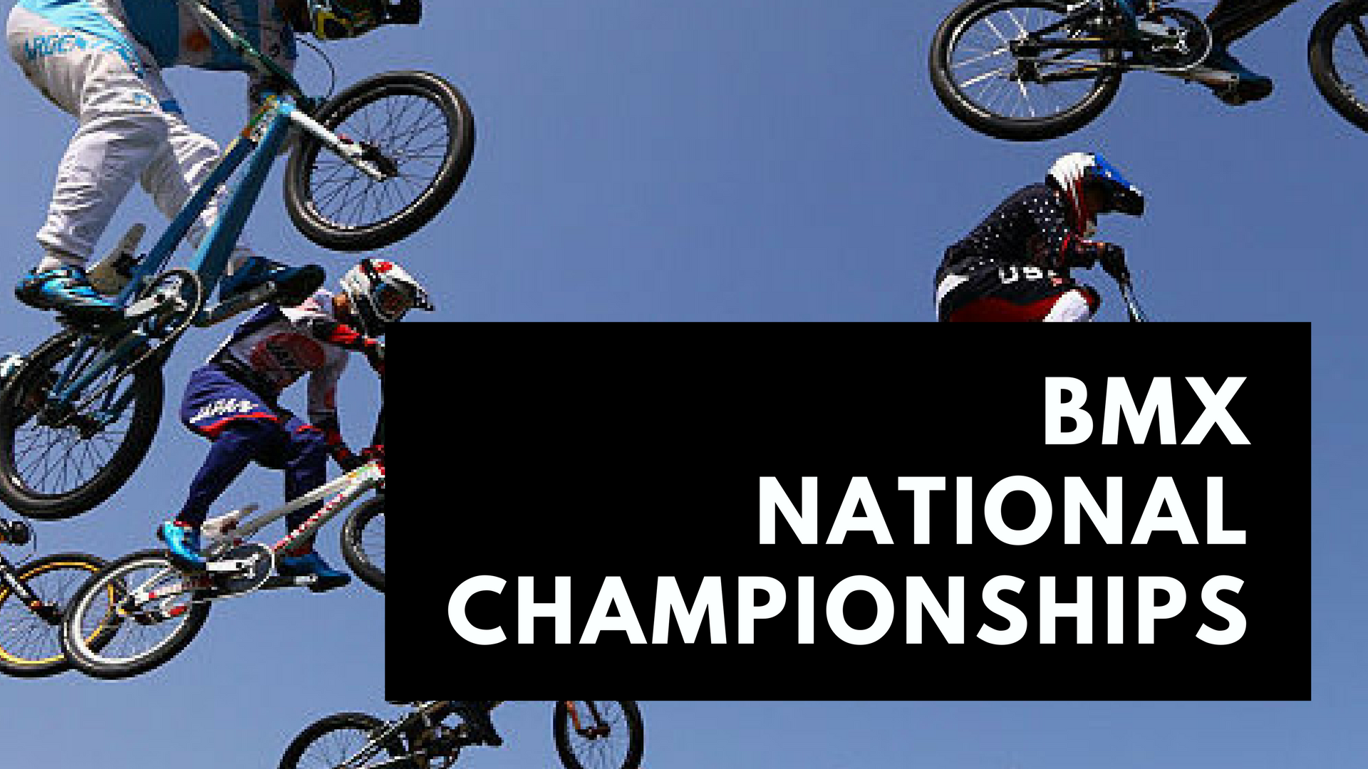 Article heading image for BMX National Championships