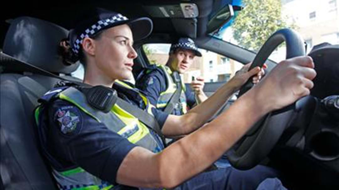 """New Strategy Will Help Victorian Police Ditch """"Suck It Up"""" Approach To Mental Health"""