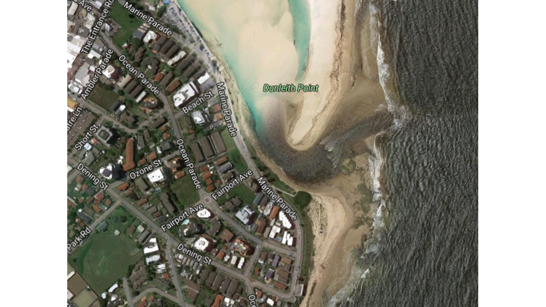 Mystery After Body Found On The Entrance Beach