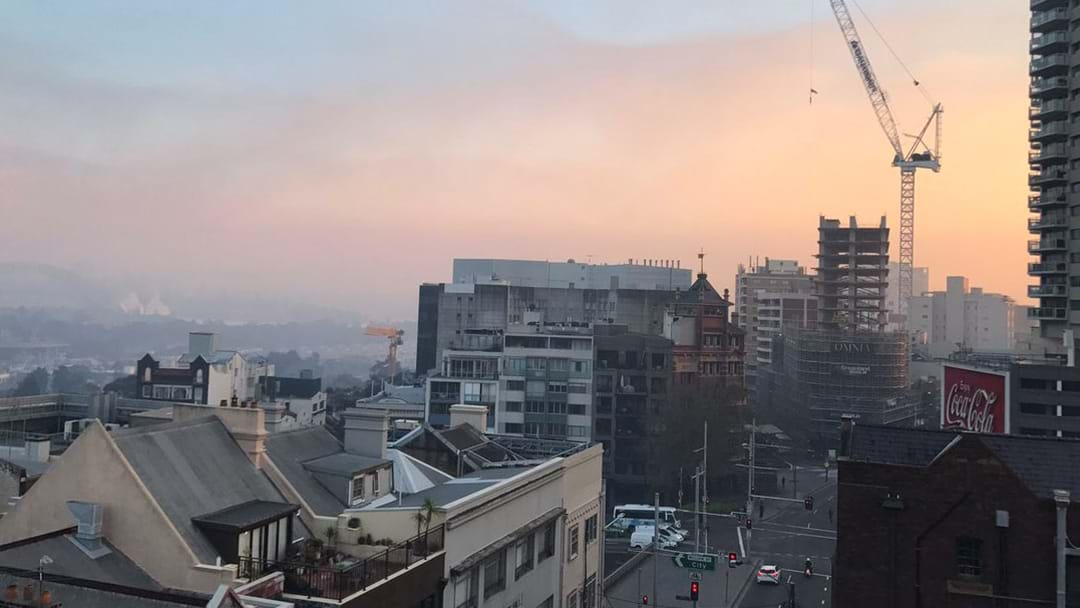 How To Take Care Amid Sydney's Hazard Reduction Smoke Cloud