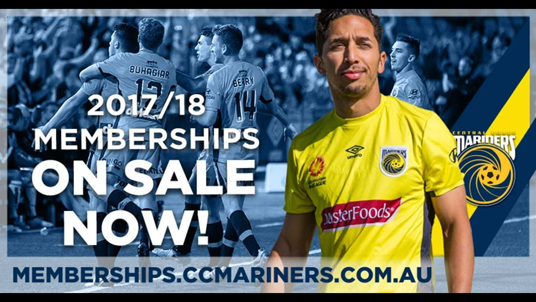 MARINERS MEMBERSHIPS ARE ON SALE NOW!