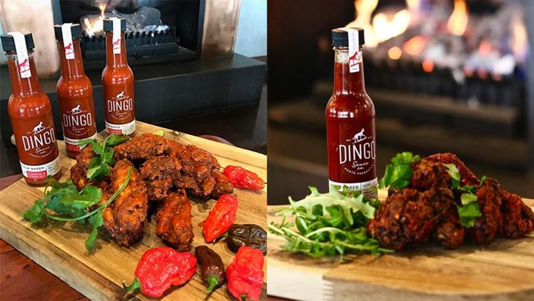 Perth's Got A New Eating Challenge For Lovers Of Wings And Chilli
