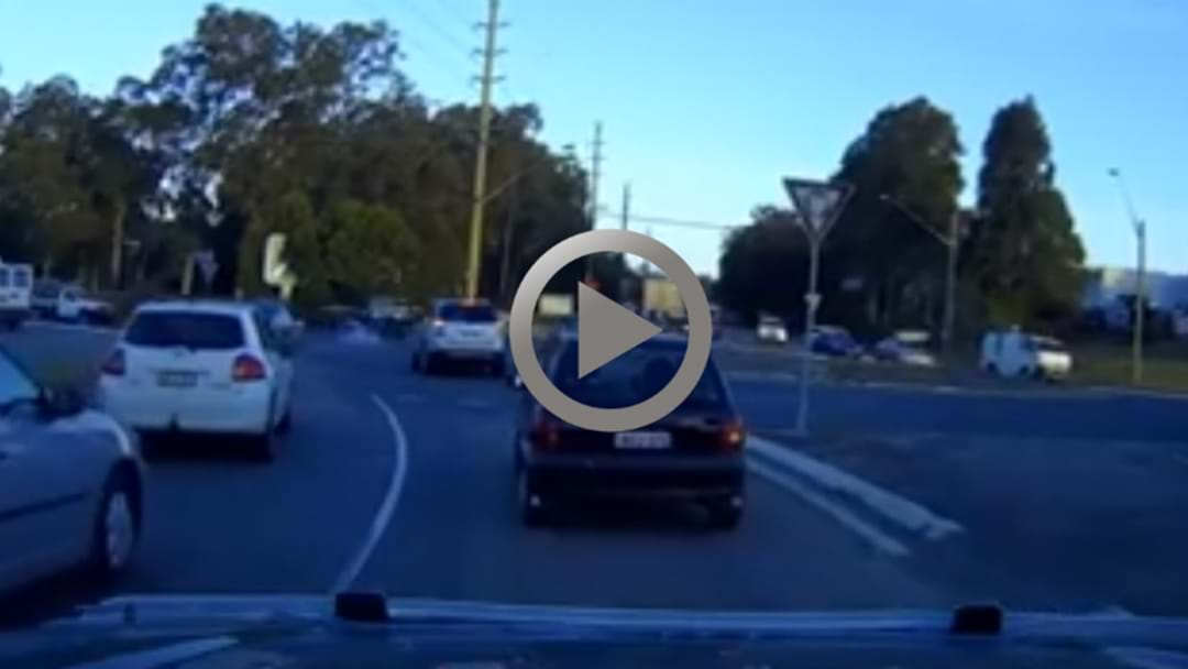 MUST SEE: Newcastle Hoon Gets A Good Dose Of Karma
