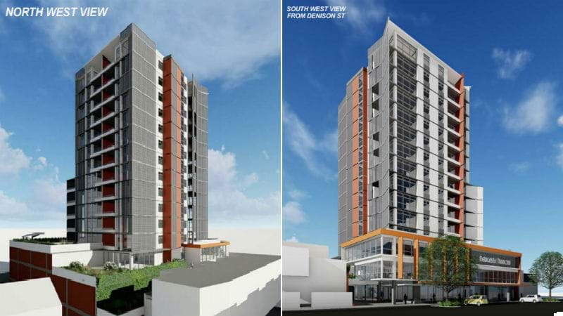 Article heading image for Newcastle High-Rise Gets The Green Light