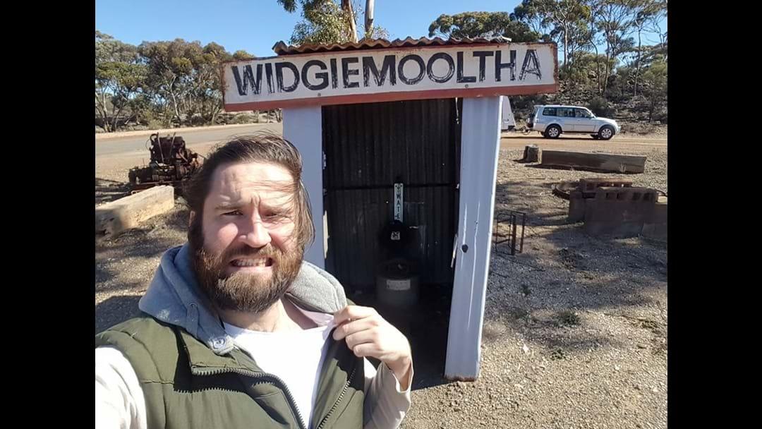 Visit to Widgiemooltha
