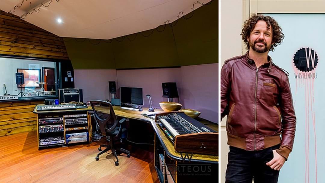 Eskimo Joe Selling Their Studio With A Cool Cherry On Top