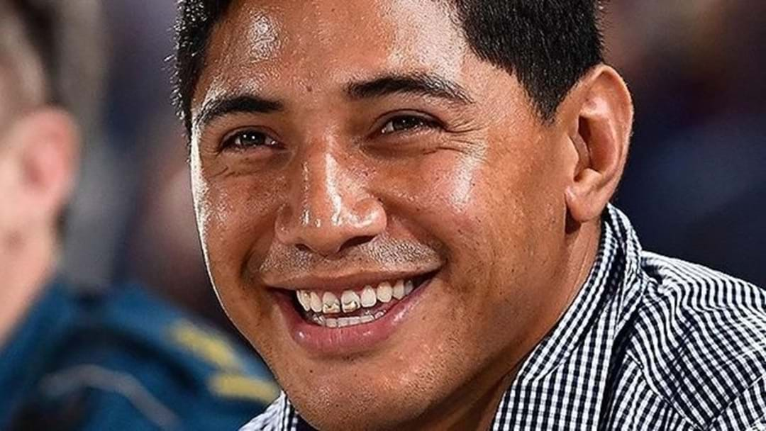 The Amazing Story Behind Taumalolo's Golden Grin