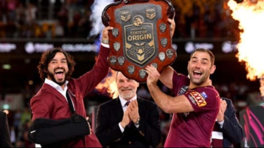 A State Of Origin Townsville Match Is On The Cards