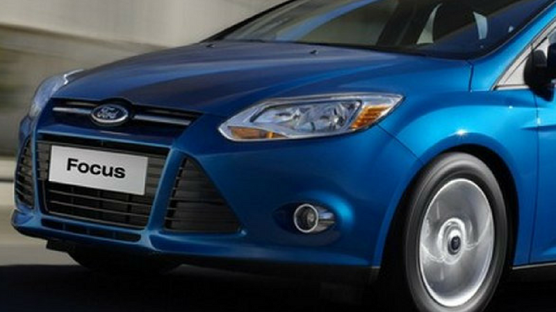 Ford issues recall of Focus due to fire risk