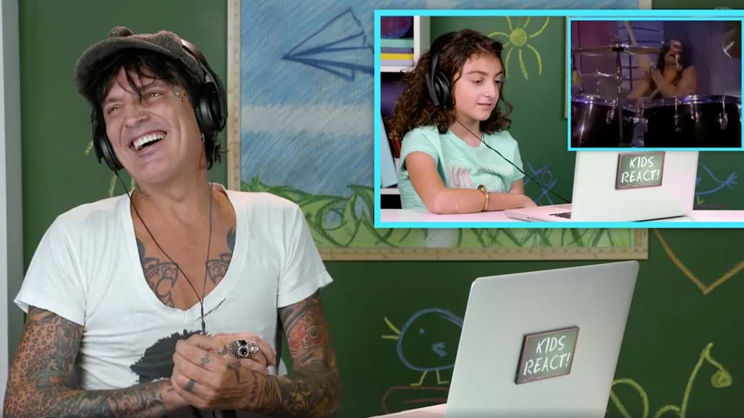 Kids React To Motley Crue Asks Some Tough Questions