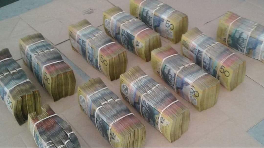 Rebels Bikie Gang Associate Charged As Police Seize $400K