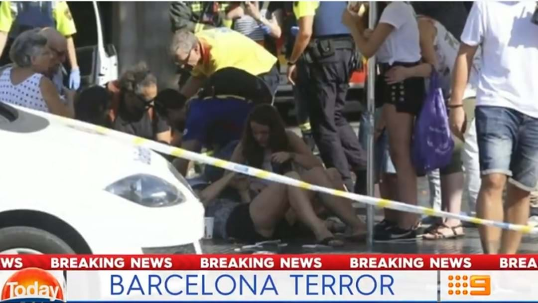 Australian Woman Caught Up In Barcelona Attack Recounts Her Harrowing Story