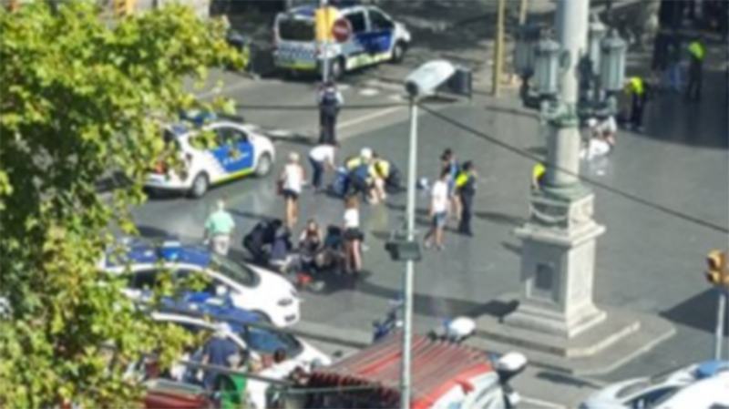 Police name fugitive Barcelona attack suspect