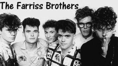40 Years Since INXS' First Gig