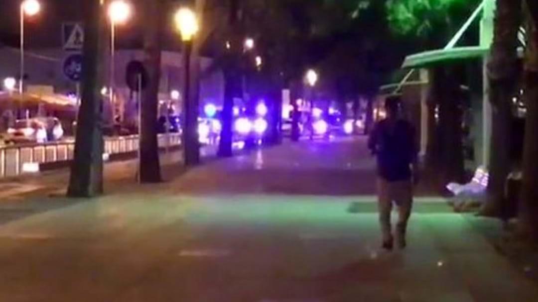 Police Shoot Dead Barcelona Terrorist