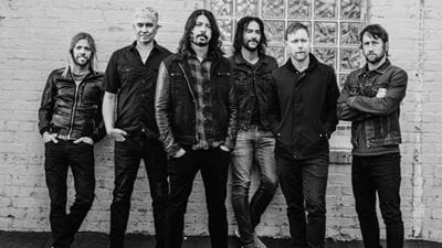 Be At The Exclusive Foo Fighters Listening Session With Dave and Taylor