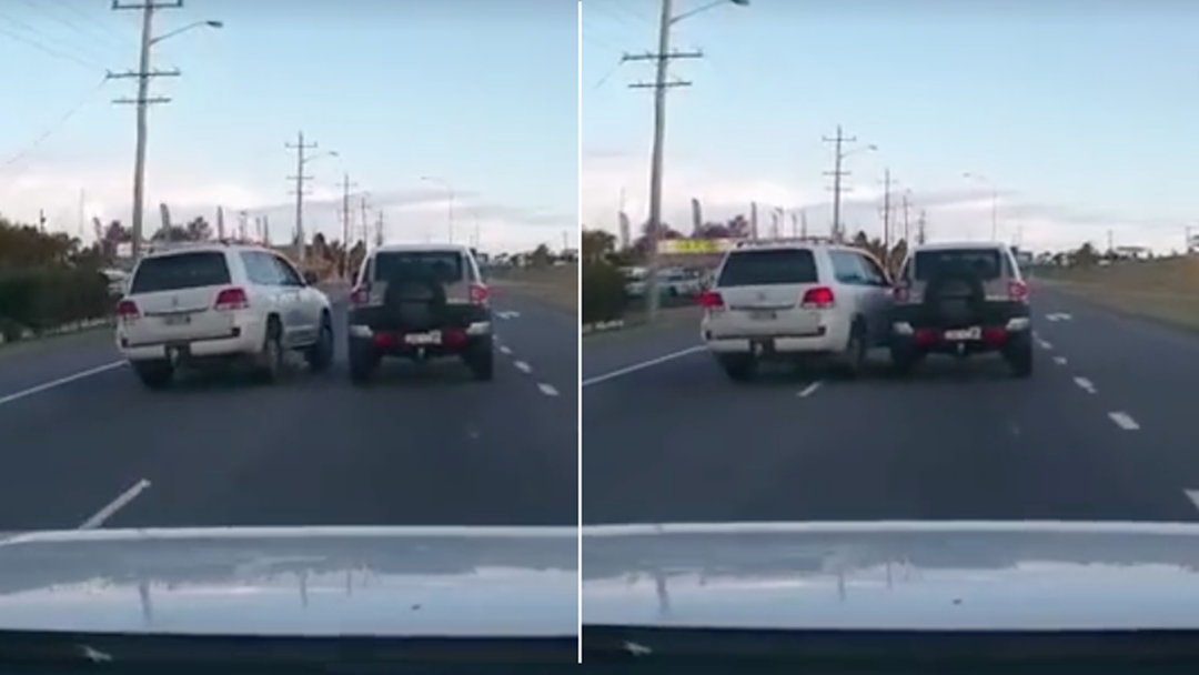 WATCH: Driver Rams P-Plater On Maitland Road
