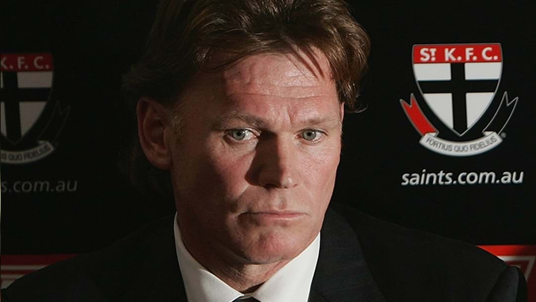 Former St Kilda President Rod Butterss Hits Back At Criticism