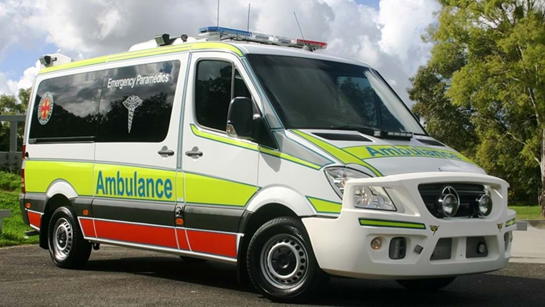 Woman Hurt In M1 Crash Northbound at Mudgeeraba
