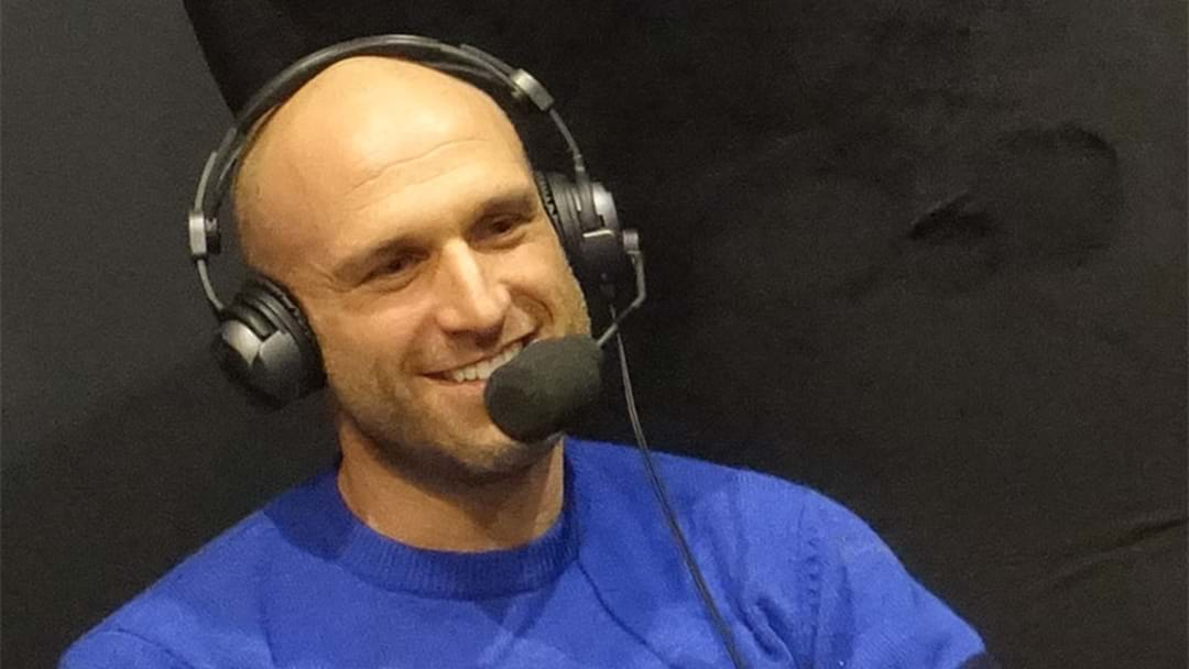 The New Footy Show with Chris Judd is on tonight!